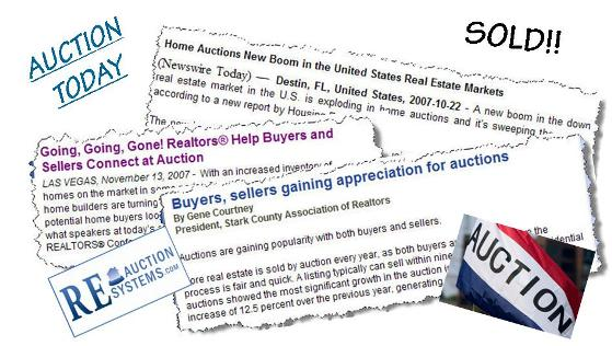 Auction Headlines