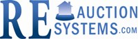 RE Auction Systems Logo