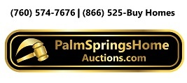 Palm Springs Home Auctions